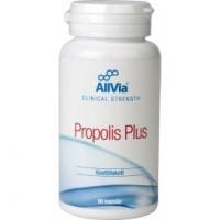 Propolis Plus 90 kapslar - AllVia