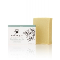 Odylique Pure Olive Cleansing Bar 100 g - Essential Care