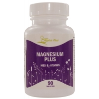 MagnesiumPlus 90 tabl. – Alpha Plus