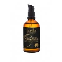 Ekologisk Arganolja 100 ml med pump – Loelle