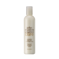 Bare unscented body lotion for all skin types, 8 fl oz – John Masters Organics