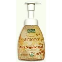 Pure Organic Soap California Almond - Organic Essence