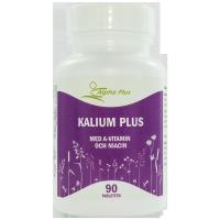 KaliumPlus 90 tabl. – Alpha Plus