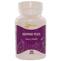 KopparPlus 90 tabl. – Alpha Plus