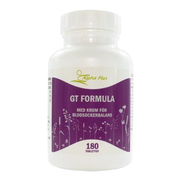 GT Formula 180 tabl. – Alpha Plus