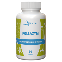 PollaZym 60 kapslar – Alpha Plus