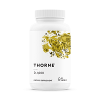 D-1000 (D-vitamin) – Thorne