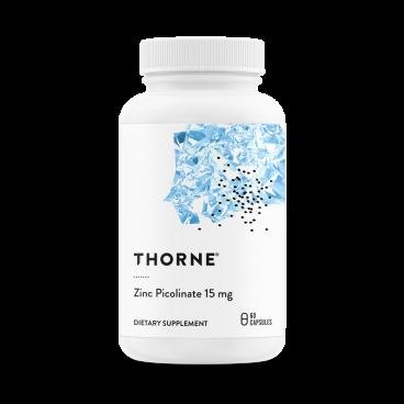 Zinc Picolinate (Zinkpikolinat) 15 mg  – Thorne