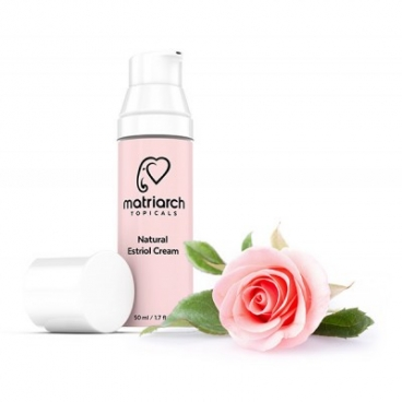 Natural Estriol Cream - Matriarch Topicals