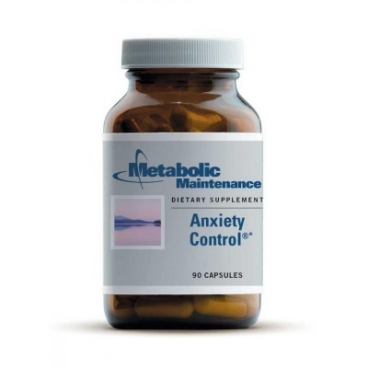 Anxiety Control - Metabolic Maintenance