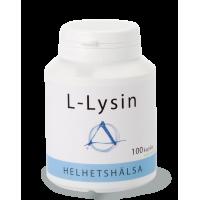 L-lysin 100 kaps – Helhetshälsa