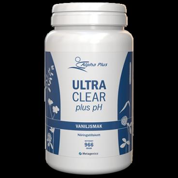UltraClear Plus pH Vanilj – Alpha Plus