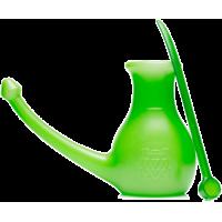 NoseBuddy Nässköljningskanna Grön – Yogi's