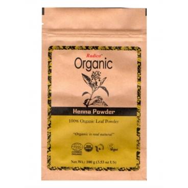 Organic Red Henna - Radico