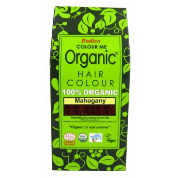 Organic Hair Colour Mahogany - Radico