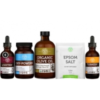 Detoxkur för Tarm, Lever & Gallblåsa - Global Healing Center