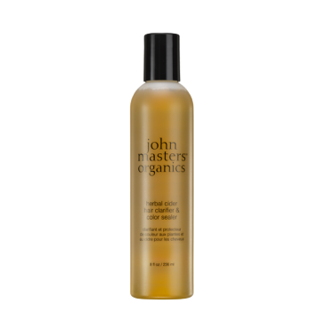 Herbal cider hair clarifier & color sealer, 8 fl oz – John Masters Organics