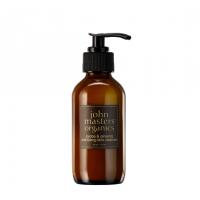 Jojoba & ginseng exfoliating face cleanser, 4 fl oz – John Masters Organics